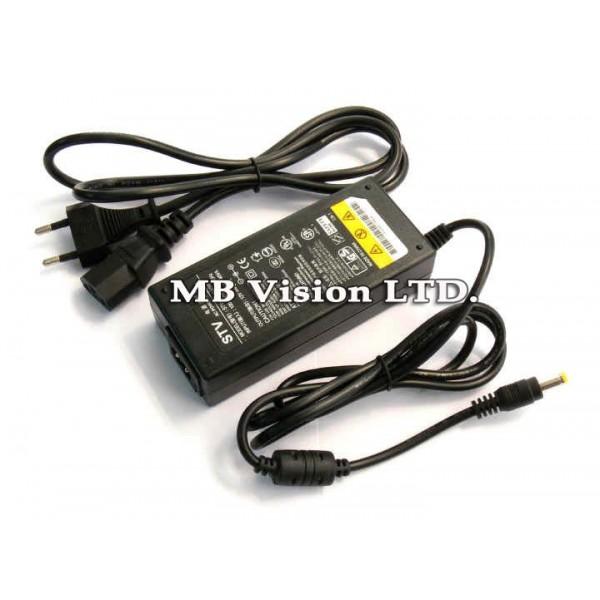 Захранващ адаптер 12V, 3A за камери за видеонаблюдение