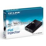Захранване тип PoE Injector TL-POE150S за IP камери [1]