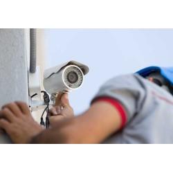Как се инсталира система за видеонаблюдение?
