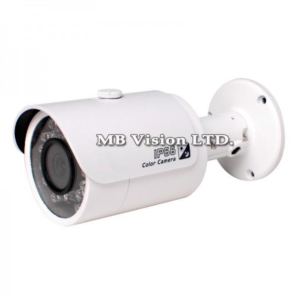 2.1MP HDCVI булет камера, външен мотаж + IR до 30м Dahua HAC-HFW2221S