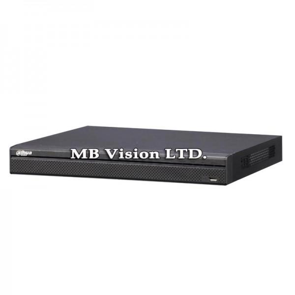 HCVR ДВР Dahua XVR4116HS, 16-канален Pentabrid + 2 IP камери