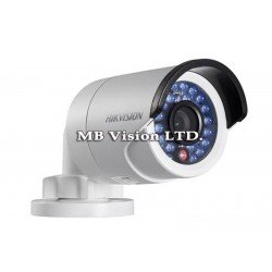 2MP Wi-Fi Full HD IP камера Hikvision DS-2CD2020F-IW, IR 30m, microSD