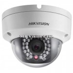 4MP IP куполна, варифокална 2.8-12mm камера Hikvision DS-2CD2742FWD-IS
