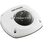 4MP мини IP камера Hikvision с IR до 10m - DS-2CD2542FWD-IS