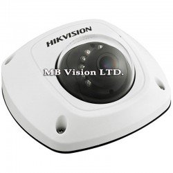 Мини IP камера Hikvision, Full HD 2MP с IR до 10m DS-2CD2522FWD-IS