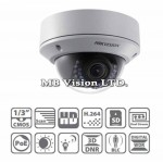 4MP IP куполна, варифокална 2.8-12mm камера Hikvision DS-2CD2742FWD-IS [1]
