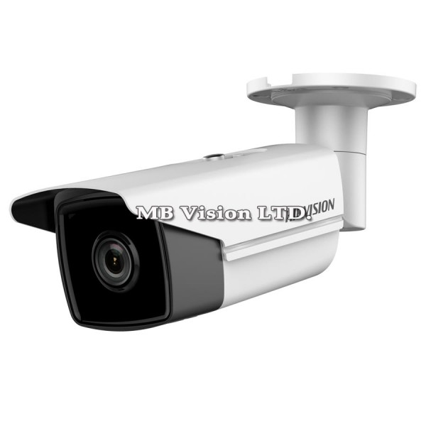 8MP, 4K HD IP камера Hikvision DS-2CD2T85FWD-I5, 4mm обектив, IR 50m