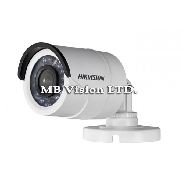 Full HD, 2MP булет Turbo HD камера Hikvision, IR до 20m DS-2CE16D1T-IR