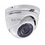 Комплект 4 Turbo HD Hikvision HD-TVI камери, ДВР рекордер и захранване [1]