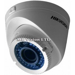 2MP HD-TVI/AHD/CVI/CVBS, 2.8-12mm, камера Hikvision DS-2CE56D0T-VFIR3F
