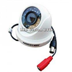 HD-TVI камера Hikvision, 2MP, IR до 20м DS-2CE56D1T-IR