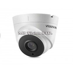 HD-TVI PoC 2MP камера Hikvision DS-2CE56D8T-IT3ZE,IR 40 метра,2.8-12mm