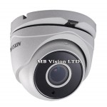 5MP Turbo HD камера Hikvison DS-2CE56H5T-IT3Z, 2.8-12mm, IR 40m