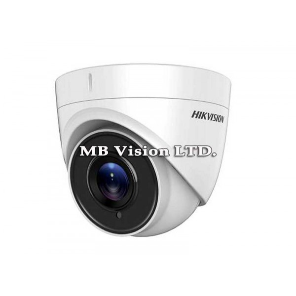 8MP, 4K TurboHD камера Hikvision DS-2CE78U8T-IT3, 2.8mm обектив,IR 60m