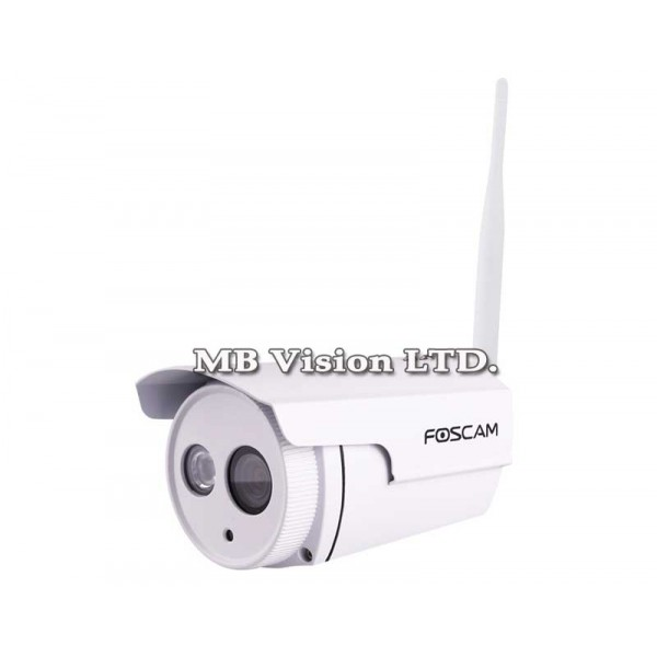Безжична IP камера Foscam, HD резолюция, нощен режим до 20м - FI9803P
