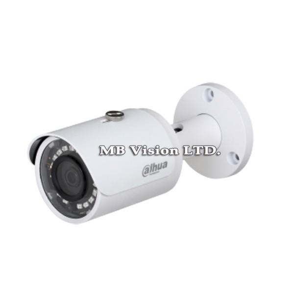 4MP, HDCVI камера Dahua HAC-HFW1400S-POC, IR 30m, 3.6mm обектив