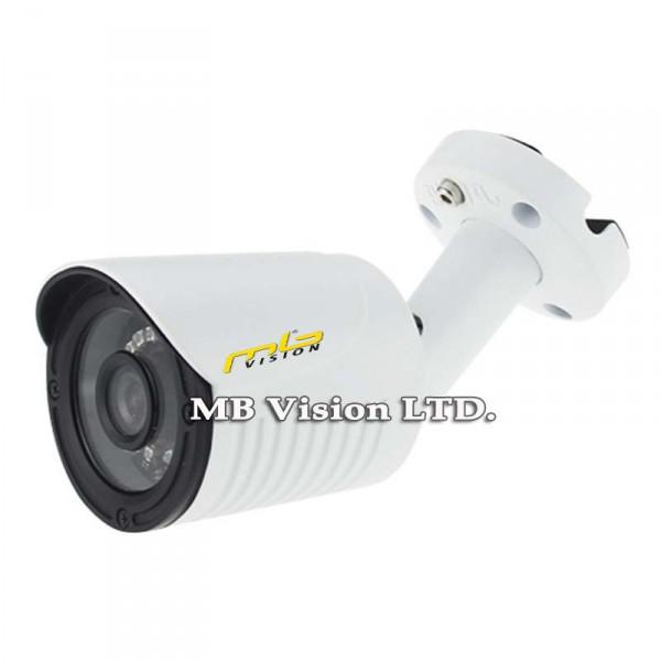 Външна HD камера 4-в-1 (TVI/AHD/CVI/analog), IR 30 метра MB-30THC100B
