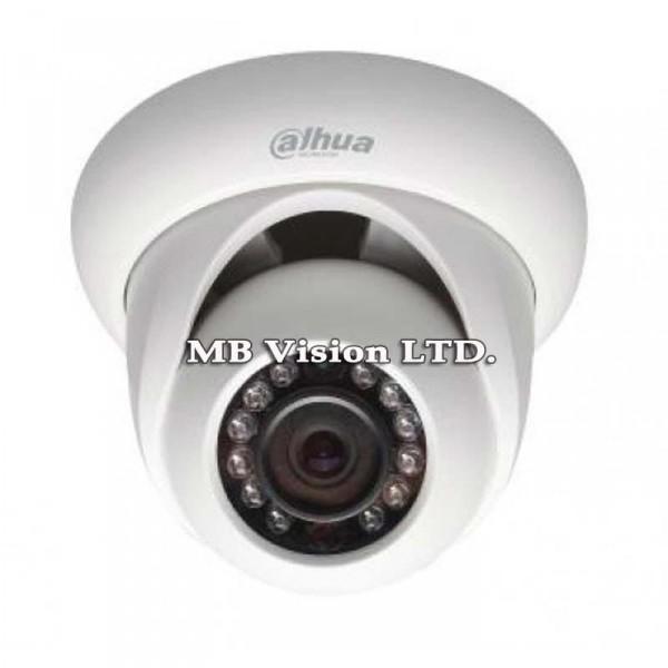 3MP IP камера, фиксиран 3.6мм обектив, IR до 30м - Dahua IPC-HDW1320S