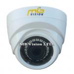 Комплект с 8 HD охранителни камери + HD ДВР рекордер [1]