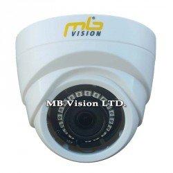 Вътрешна HD камера 4-в-1, 2.8mm обектив, нощен до 20м MB-LTHC100B