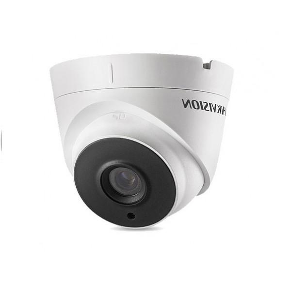 HD-TVI камера Hikvision DS-2CE56C0T-IT3 и IR до 40м