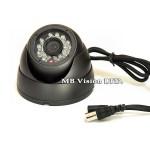 2MP 4-в-1 куполна камера Longse LIRDBTHC200FS с нощен до 20м