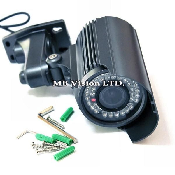 HD 4-в-1 камера IR 40m, 2.8-12mm обектив Longse LIA40ETHC130J