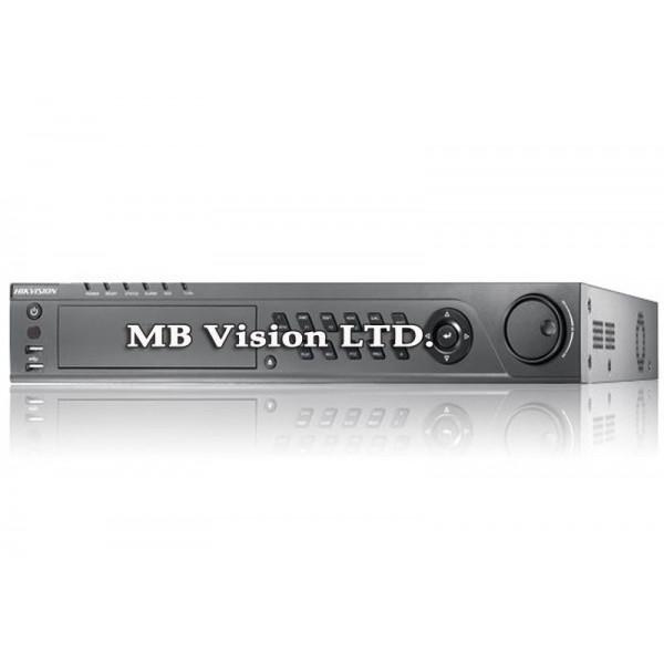 Turbo HD DVR за 32 TVI камери + 8 IP Hikvision DS-7332HQHI-K4