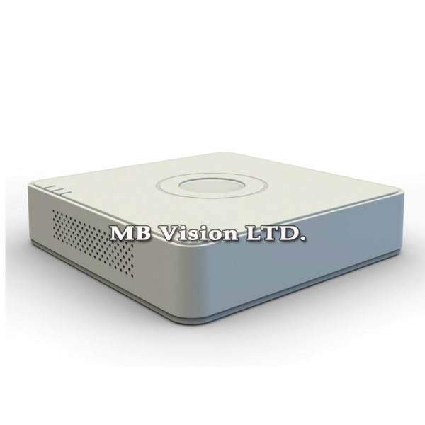4-канален хибриден HD-TVI Turbo HD DVR Hikvision DS-7104HGHI-F1
