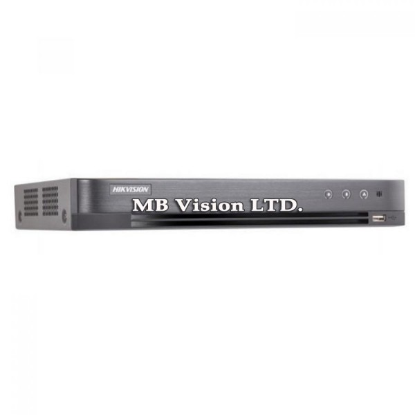 DVR PoC Hikvision DS-7216HQHI-K2/P/A, 16 канала TurboHD + 2 IP