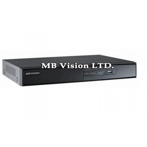 Пентабрид DVR за 16 камери + 2 IP камери, Hikvision DS-7216HUHI-F2/N
