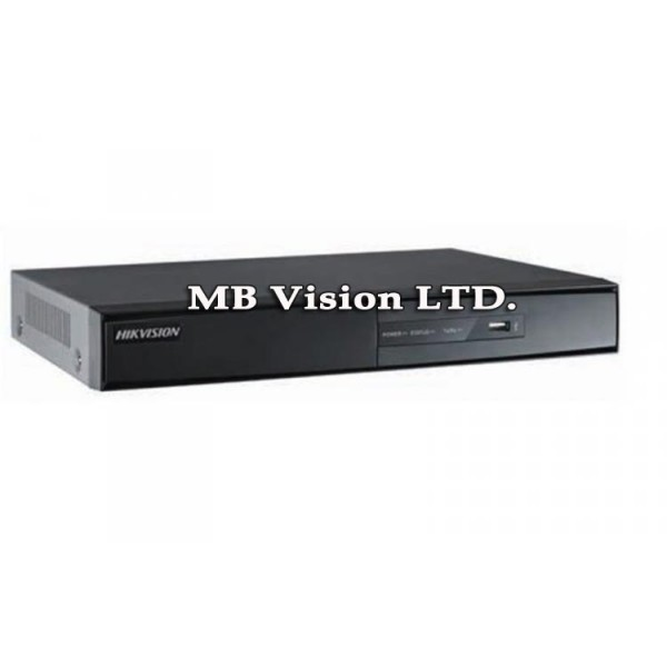 DVR Hikvision DS-7204HUHI-K1 за 4 HD-TVI, AHD, CVI, IP, CVBS + 2 IP