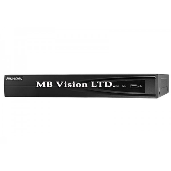 NVR Hikvision за 4 IP камери DS-7604NI-K1