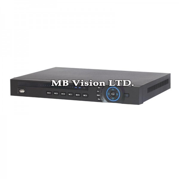 NVR рекордер Dahua за 64 IP камери NVR7264