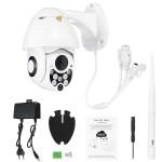 Wi-Fi 2MP IP PTZ камера [1]