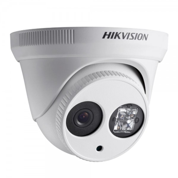 4MP куполна IP камера Hikvision DS-2CD2343G0-I EXIR IR до 30m