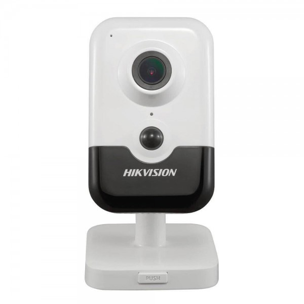 Wi-Fi IP Hikvision DS-2CD2421G0-IW(W), 2MP, IR 10m
