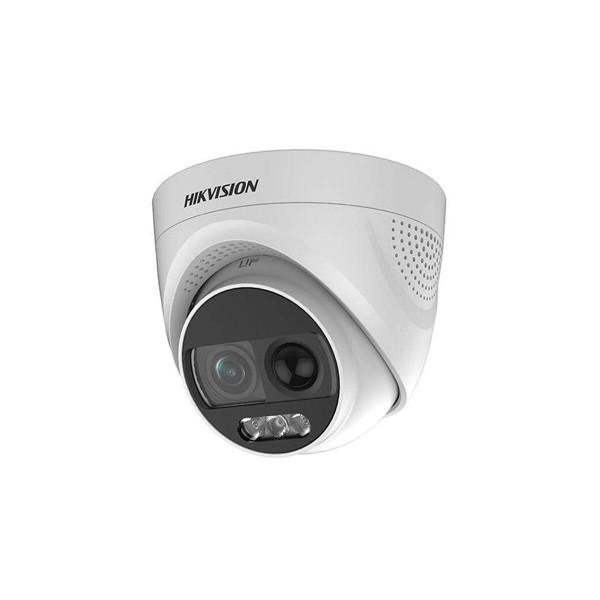 Hikvision DS-2CE72DFT-PIRXOF, 2MP, ColorVu камера, IR 20m