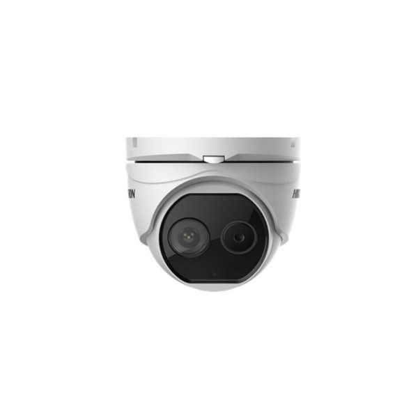 Термовизионна, bi-spectrum IP камера Hikvision DS-2TD1217-(2/3/6)/V1