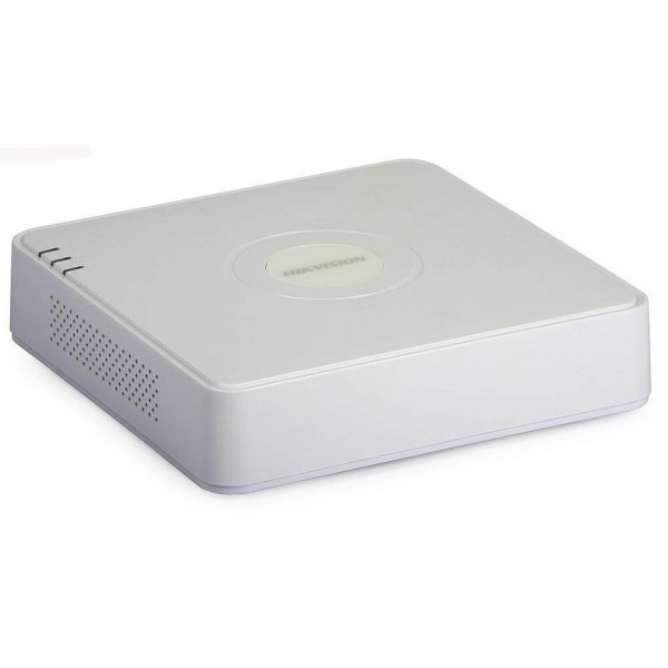 4-канален Turbo HD DVR Hikvision DS-7104HQHI-K1(S)