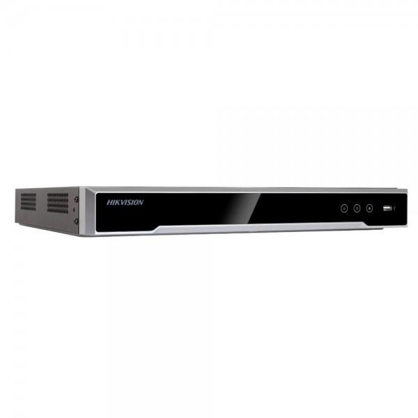 NVR рекордер Hikvision DS-7616NI-K2/16P с 16 PoE LAN порта