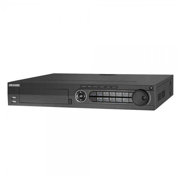 Мрежови (NVR) рекордер Hikvision за 32 IP камери DS-7732NI-Е4