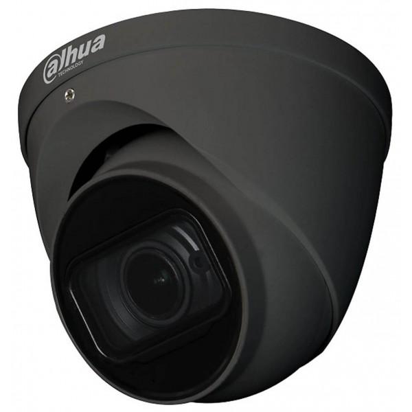 2MP 4-в-1 камера Dahua HAC-HDW2241T-Z-A, 2.7-13.5mm, IR 60m - черна