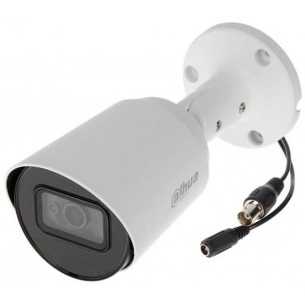 2MP, HDCVI камера Dahua HAC-HFW1200T-A-POC-0280B