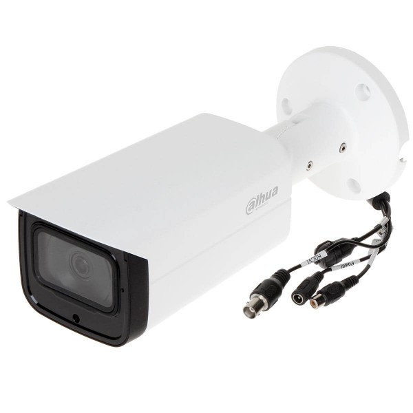 5MP Dahua HAC-HFW2501T-I8-A-0360, HD-CVI камера, 3.6mm, IR 80m