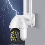 Wi-Fi 2MP IP управляема камера