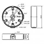 Монтажна кутия Dahua PFA130-E [1]