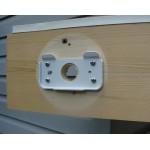 Стойка за монтаж на стена на куполни камери Dahua PFB203W [2]