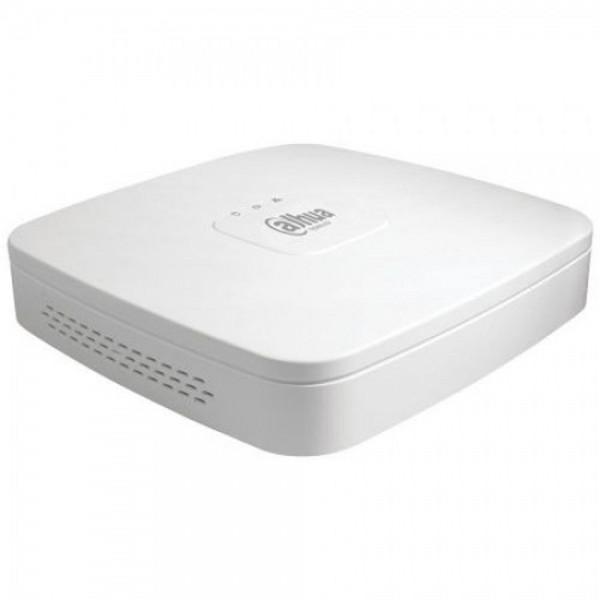 4K Dahua XVR5104C-4KL DVR за 4 HDCVI/AHD/HDTVI/аналог камери + 2 IP