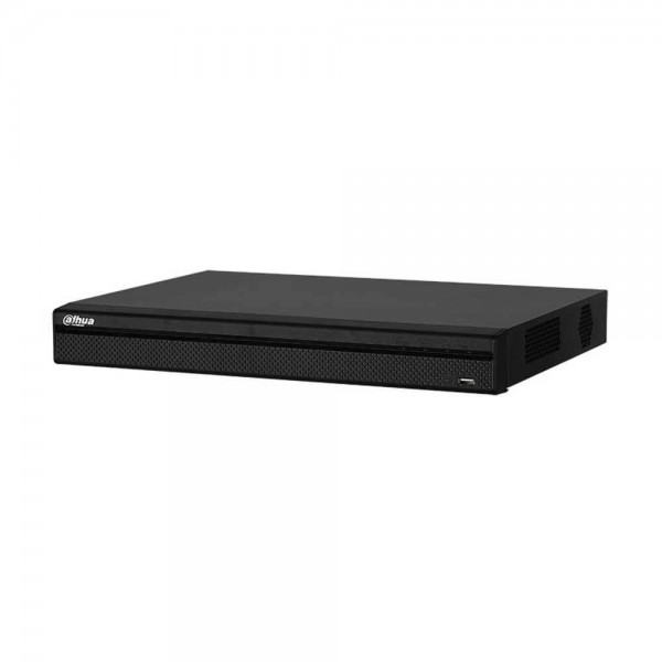 16-канален 4K HD DVR Dahua XVR5116H-4KL-X + 8 IP камери